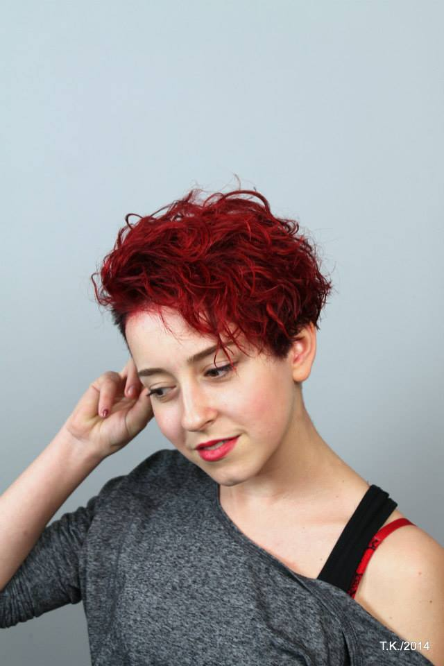Beautiful haircuts by Theo Knoop! Images and videos! - The