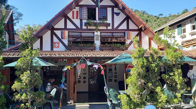 Braun & Braun - Restaurante Alemão em Mury