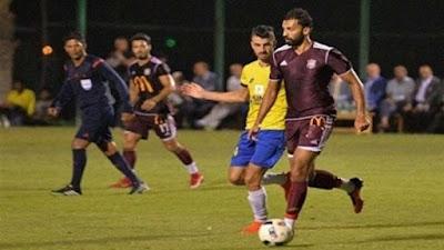 ملخص واهداف مباراة مصر المقاصة والاسماعيلي (4-1) الدوري المصري