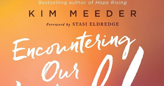 Book Report & Give Away: Encountering Our Wild God by Kim Meeder