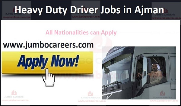 heavy driver jobs uae 2020