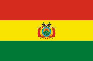 Bolivia (Negara Plurinasional Bolivia) || Ibu kota: La Paz, Sucre