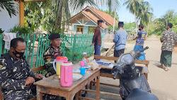 Bantu Tangani Covid-19, Ansor Pohuwato Terjunkan Banser Protek Aktivitas Keluar Masuk Ponpes