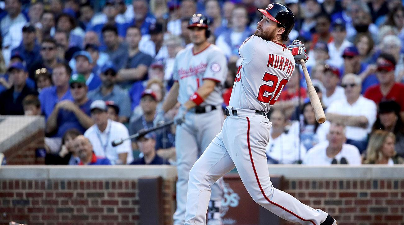 The Nationals Give Up On 2018 And Trade Daniel Murphy To The Cubs
