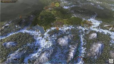 تحميل لعبة Total War Attila للكمبيوتر