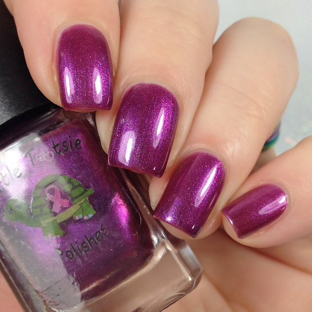 Turtle Tootsie Polishes-Beating The Odds
