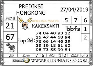 Prediksi Togel HONGKONG DUNIA4D 27 APRIL 2019