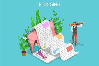 make passive money online from blogging