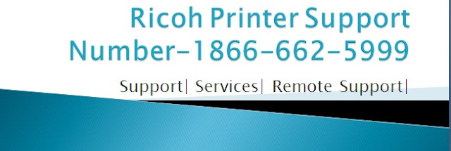 Ricoh Customer Support Number |1866-662-5999