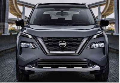 Review of 2021 Nissan Rogue specs