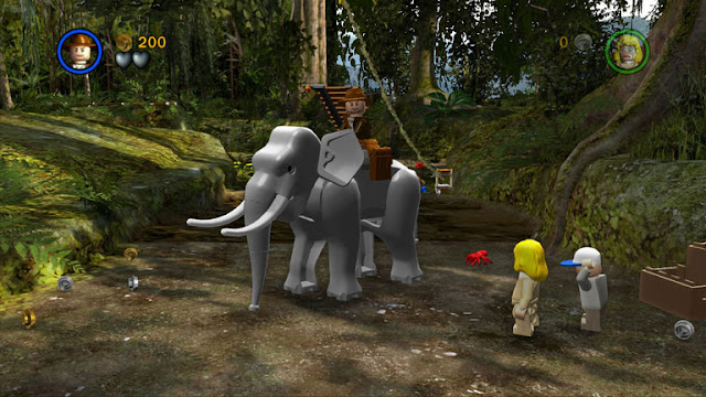 Lego Indiana Jones: The Original Adventures Screenshot-1
