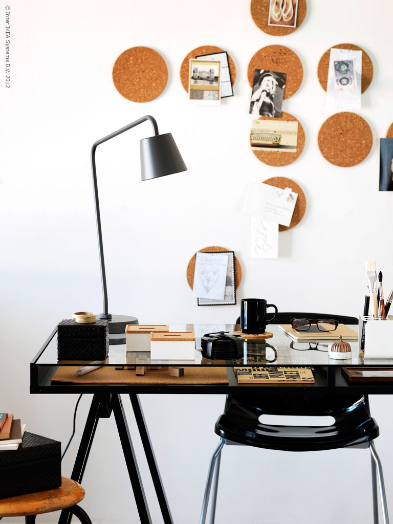 DIY Spraymale lampe — KREATIV I TET