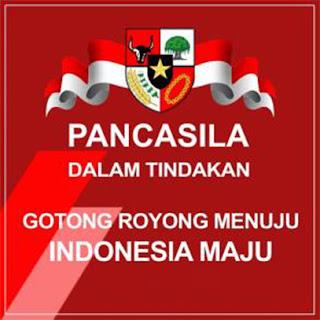 logo peringatan hari lahir pancasila 1 juni 2020