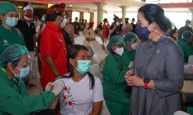 Nakes Wisma Atlet Gugur, Ketua DPR RI Puan Maharani Berduka dan Ajak Masyarakat Taat Prokes