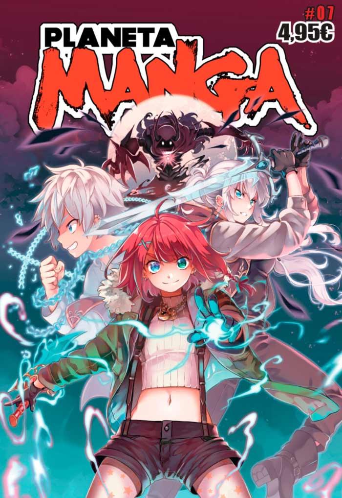 Planeta Manga #7 - Planeta Comic