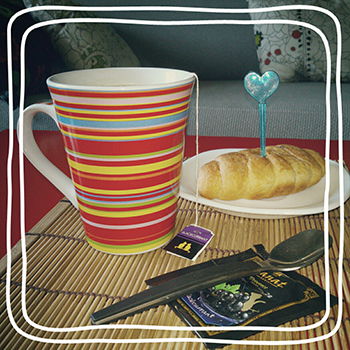Tea from a penpal