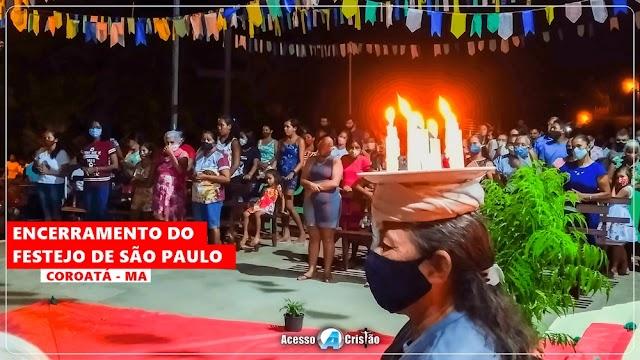 DIÁLOGO E COMPROMISSO DO AMOR | FESTA DE SÃO PAULO