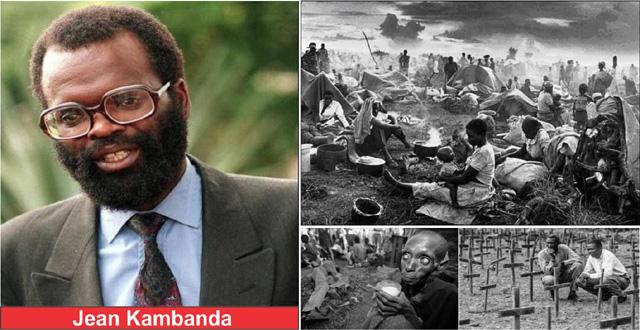 Perdana Menteri Rwanda Jean Kambada