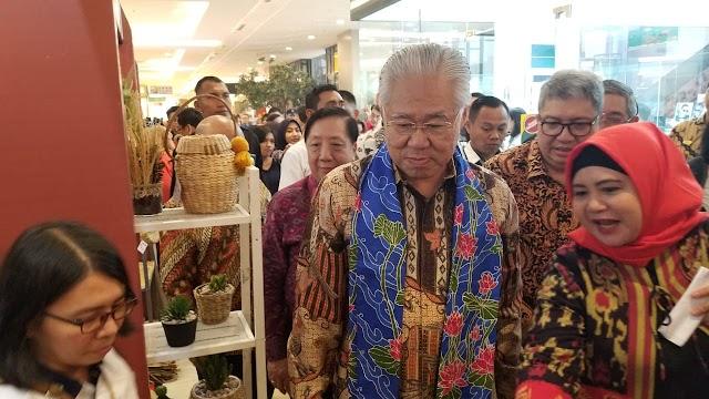 Mendag Resmikan Indonesia Great Sale dan Pameran Mall-to-Mall 2019 Di Tangcity