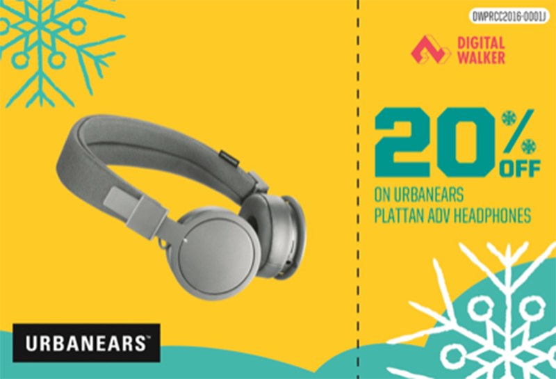 20% off on Urbanears Plattan ADV headphones