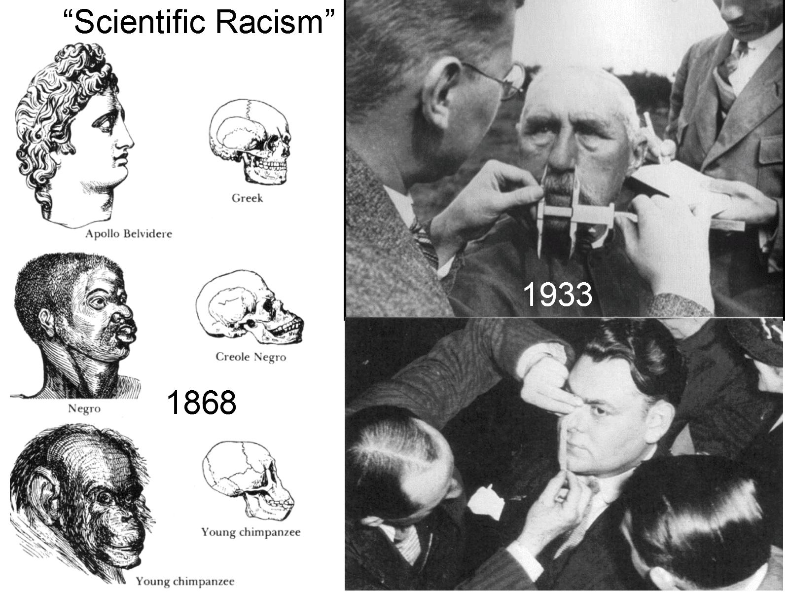 Effects of slavery