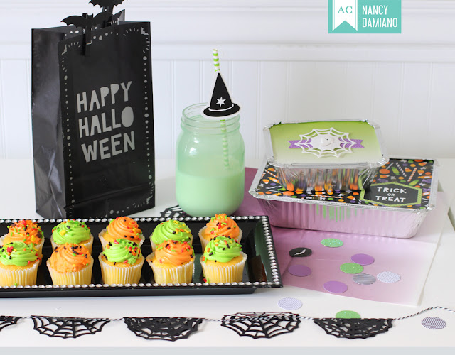 Nancy Damiano Halloween Table American Crafts