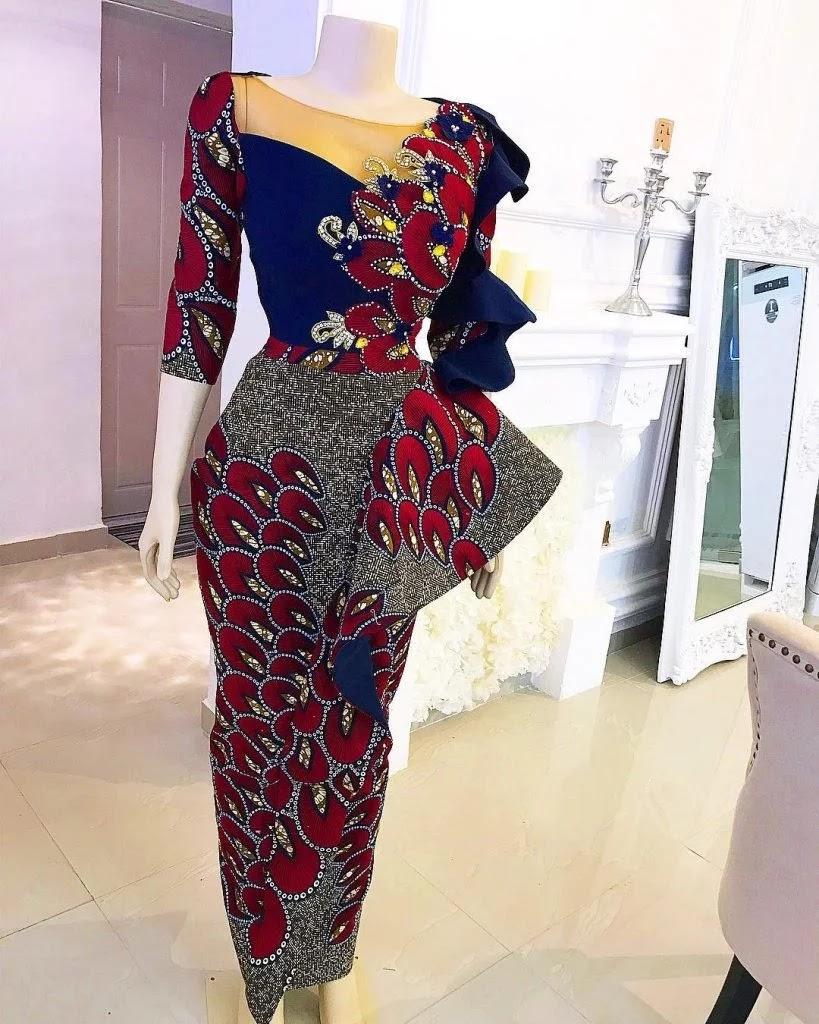 Ankara Fabulous! Trendy, Stylish, and Head-Turning Ankara Styles