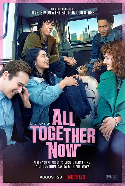 Netflix All Together Now Trailer Auli I Cravalho Jean Booknerd