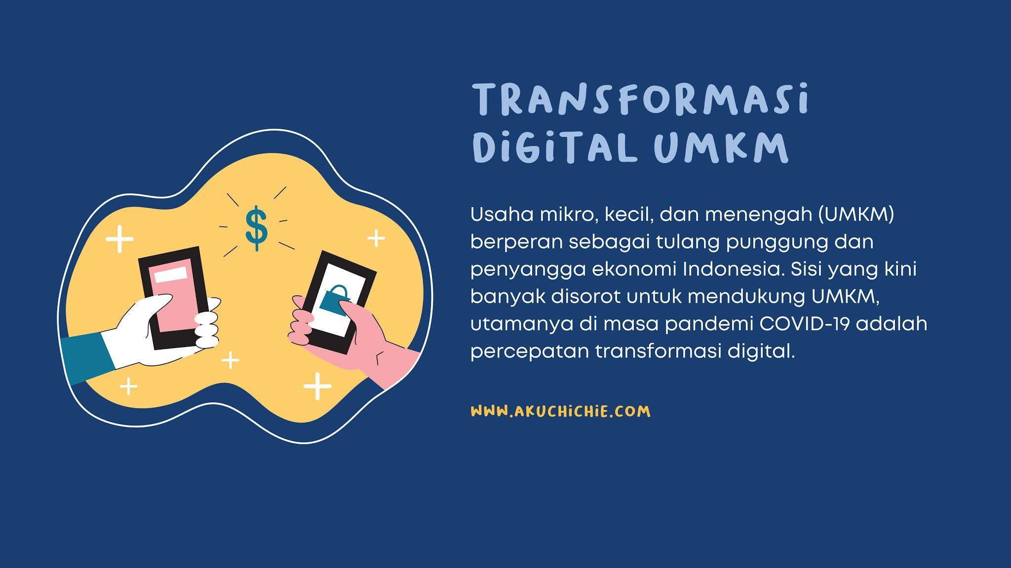 peranan digital bagi umkm