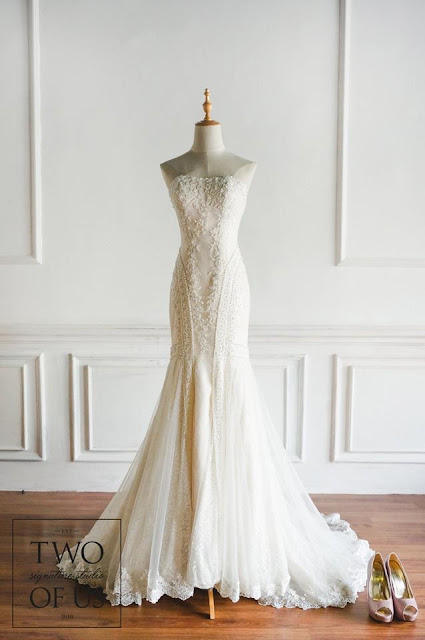 gorgeous bridal gown in malaysia