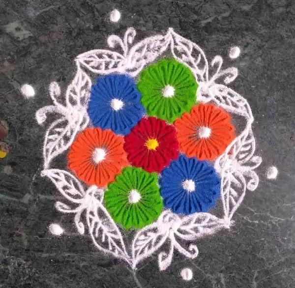 Colours_full_flowers_rangoli_design