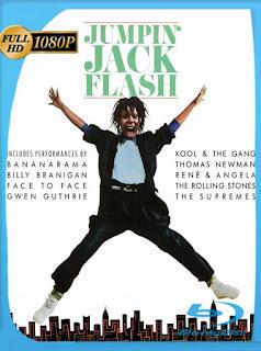 Jumpin Jack Flash (1986) HD [1080p] Latino [GoogleDrive] PGD