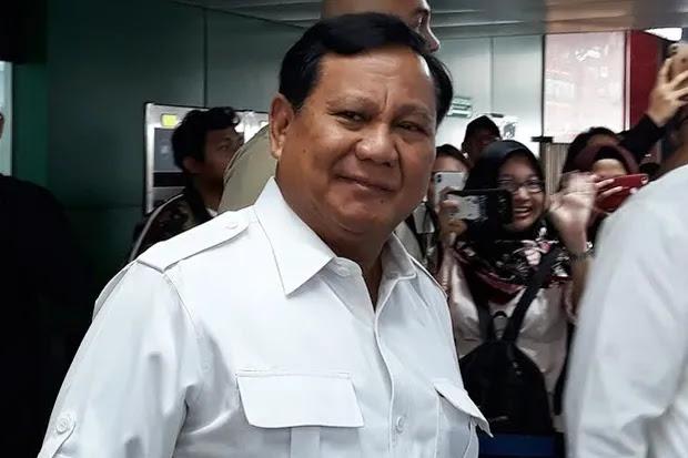 Prabowo: Saya Akui Pendukung Masih Banyak yang Emosional