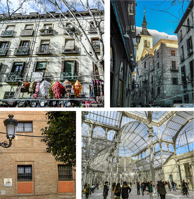 Atrações de Madri, Espanha