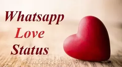 Romantic Love Whatsapp Status