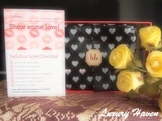 valentines day bellabox february