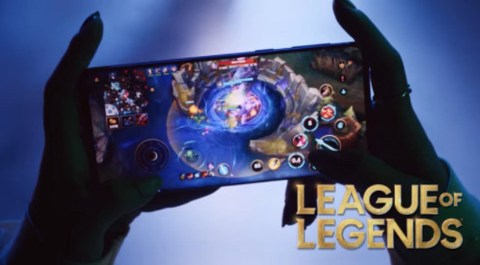 League of Legends Mobile Game Edition