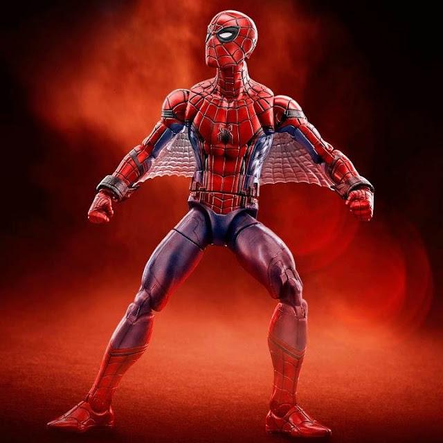 Traje de Tom Holland en Spider-Man: Homecoming