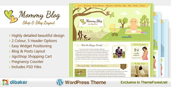 mommy-blog-premium-wordpress-jigoshop-theme