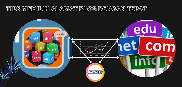 Tips Memilih Alamat Blog
