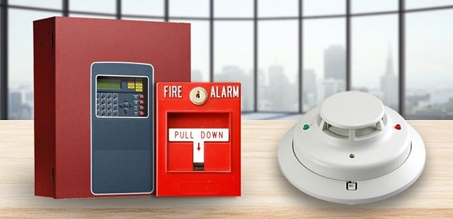 why businesses need commercial fire alarm system installed
