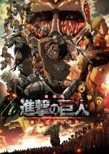 90animax Shingeki no Kyojin Movie 1: Guren no Yumiya sub indo