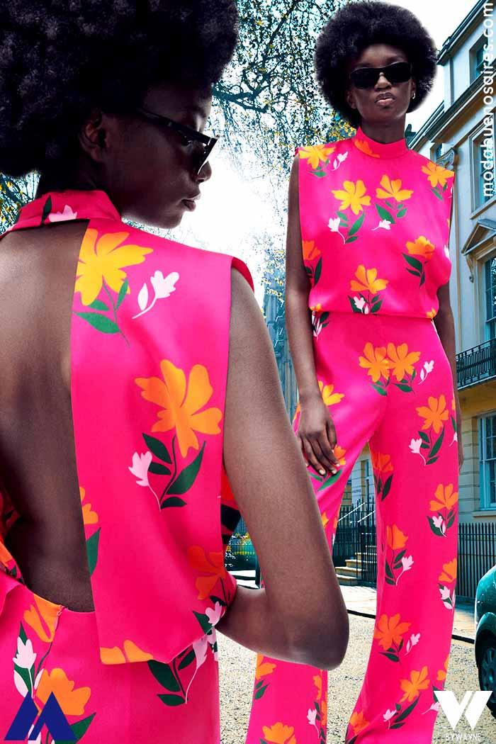 moda mujer primavera verano 2022 ropa