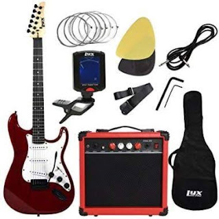 aksesoris Gitar listrik