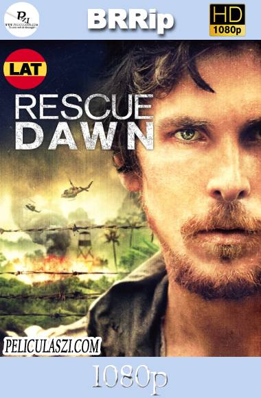 Rescate al Amanecer (2006) HD BRRip 1080p Dual-Latino