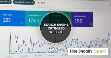 Search Engine Optimized Website