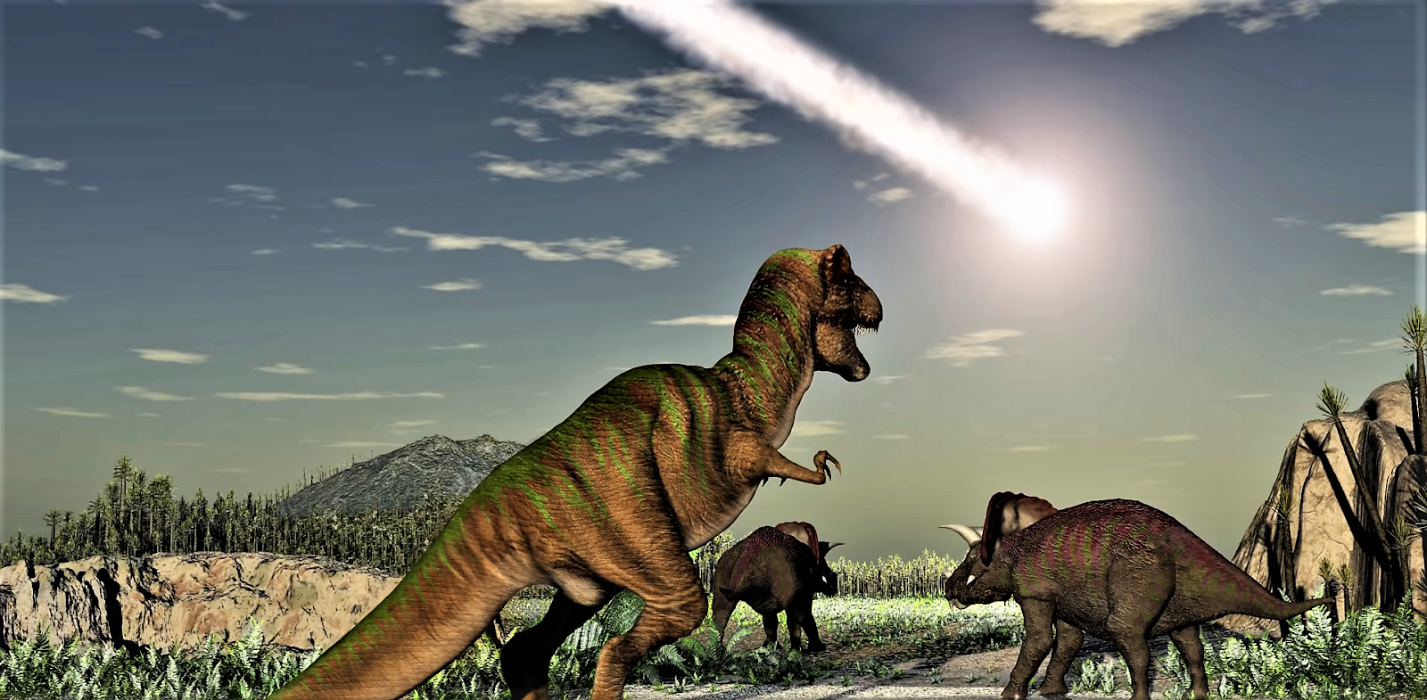 What Really Killed the Dinosaurs?.