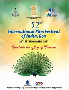52nd International Film Festival to be held in Goa