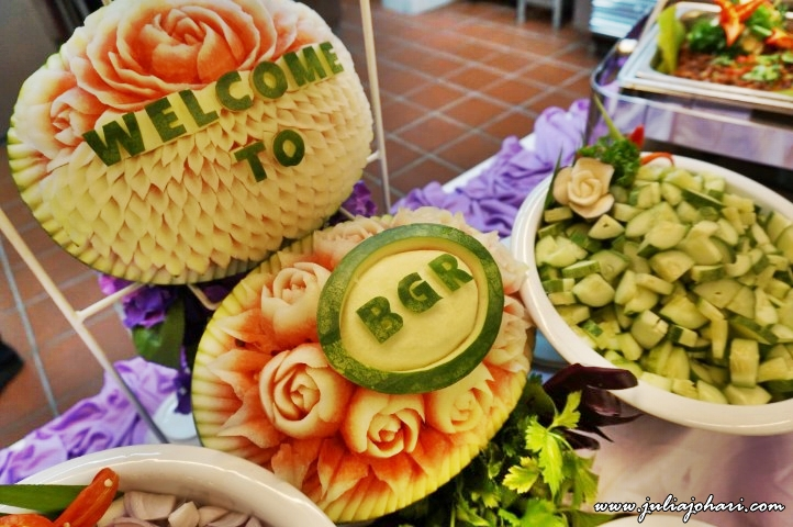 Iftar Sesama Keluarga dan Teman di Bangi Golf Resort (BGR) : Buffet Ramadan 2019
