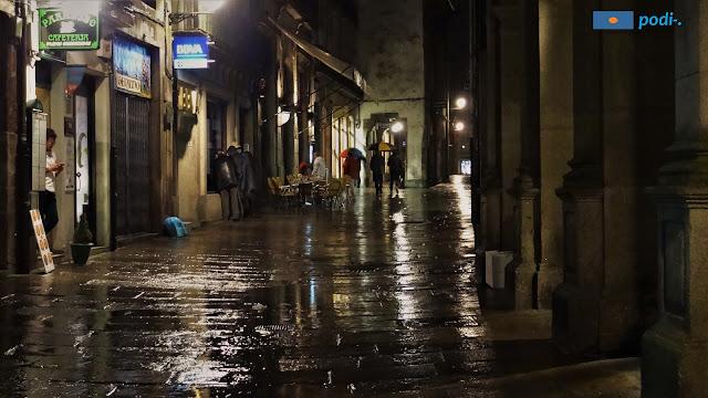 Rua do Vilar, Santiago de Compostela